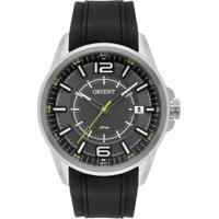 Relógio Orient Masculino Neo Sports Analógico - Masculino-Prata