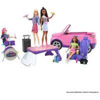Barbie Big City Carro E Palco Transformavel - Mattel