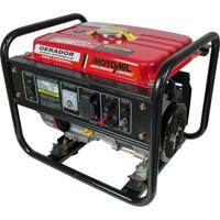 Gerador De Energia Gasolina Motomil Mg-1200Cl 1200W Partida Manual