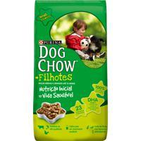 Ração Para Cães Dog Chow Filhotes Raças Médias E Grandes Com 1Kg