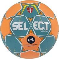 Bola Para Handebol Mundo Select - Masculino-Laranja