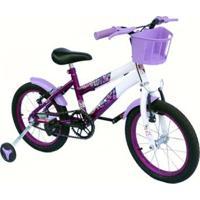 Bicicleta Aro 16 Onix Com Roda - Unissex