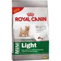 Ração Royal Canin Mini Light 1Kg