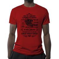 Camiseta Flamengo Gritos Da Torcida Masculina - Masculino