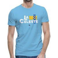 Camiseta Uruguai La Celeste Masculino - Masculino
