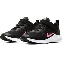 Tênis Infantil Nike Downshifter 10 - Unissex-Preto+Branco