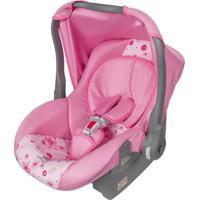 Bebê Conforto Nino Rosa Rise Tutti Baby