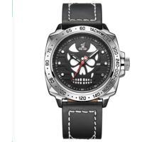 Relógio Weide Analógico Uv-1510 Branco