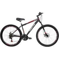 Bicicleta South Hunter Gt - Aro 29 - Freio A Disco - 21 Marchas - Garfo Suspensão - Unissex