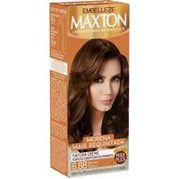 Tintura Creme Maxton 6.88 Marrom Tabaco Com 1 Unidade 1 Unidade