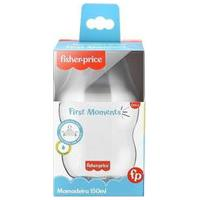 Mamadeira Fisher Price First Moments Classica Neutra 150Ml