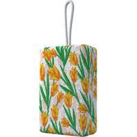 Esponja De Banho Tulipa Amarela - Flashlimp
