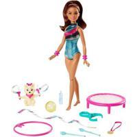 Boneca Barbie - Barbie Dreamhouse Adventures - Teresa - Ginasta - Mattel