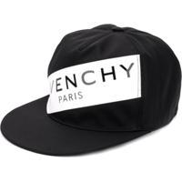 Givenchy Boné Com Logo - Preto