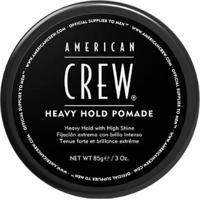 Pomada De Fixação American Crew - Heavy Hold Pomade 85G - Unissex