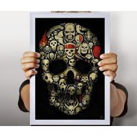 Poster Crânios