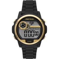 Relógio Feminino Mormaii Luau Mo1462A/8D - Unissex-Preto