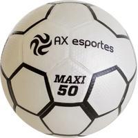 7ca67bb566555 Netshoes  Bola De Futsal Ax Esportes Maxi 50 Matrizada Com 32 Gomos -  Unissex