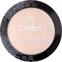 Pó Compacto Dailus Color - New 00 - Clarinho Color - Unissex-Incolor