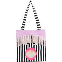 Wauw Capow By Bangbang Bolsa Tote Face Bag - Marrom
