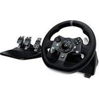 Volante Driving Force Para Xbox One E Pc Preto - Logitech