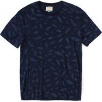 Camiseta Blue Feather P