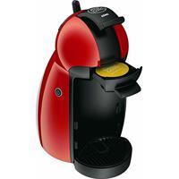 Cafeteira Expresso Nescafé Dolce Gusto Piccolo Vermelha Dp06 Arno - 110V
