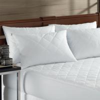 a65fee68b7 Capa Protetora De Travesseiro Matelado Impermeável Branco