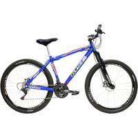 Bicicleta Gts M1 Advanced Aro 29 Freios A Disco Câmbios Shimano 24 Marchas - Unissex