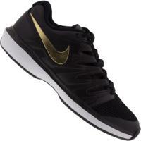 Tênis Nike Air Zoom Prestige Hc - Masculino - Preto/Ouro