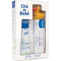 Kit Mustela Chá De Bebê Gel De Banho 200Ml + Creme Preventivo De Assadura 55G