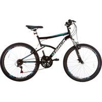 Bicicleta Aro 26 Master C/ Suspensão Diant 21 V Aero Track Bikes