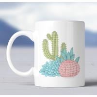 Caneca Cactus Colors