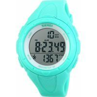 Relógio Feminino Skmei Pedômetro Digital 1108 Vd - Feminino