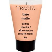 Base Facial Matte Tracta Oil Free 03 - Feminino-Incolor