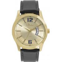 Relógio Condor Casual Couro 2115Ksx/2D