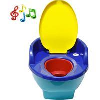 Troninho Love Musical 3 Em 1 Colorido