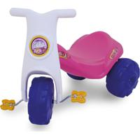 Triciclo New Turbo Girl Rosa Xalingo