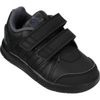 2a0b25780d39b Netshoes; Tênis Adidas Lk Trainer Cf I Synth Infantil - Unissex
