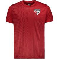 Camiseta São Paulo Cyber Masculina - Masculino