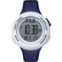 Relógio Fila Pedometro Digital Azul