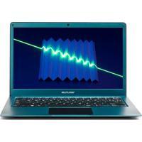 Notebook Legacy Air Intel Celeron 4Gb 64Gb 13.3 Pol. Full Hd Windows 10 Azul Multilaser - Pc224 - Padrão
