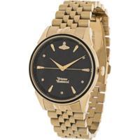 Vivienne Westwood Relógio The Wallace - Dourado