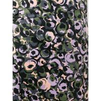 Marni Saia Midi Floral - Verde