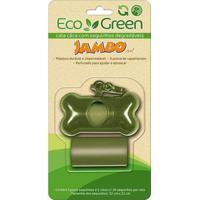 Kit Higiene Para Coleira Eco Green Jambo