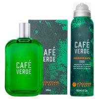 Rotina Fragrância E Desodorante Café Verde