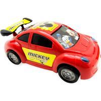 Carrinho Bate E Volta Do Mickey - Toyng Ref:22769