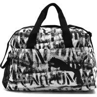 Bolsa Puma At Ess Grip Bag Branca