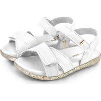 Sandália Infantil Bibi Baby Soft Branco - 1142050