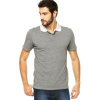 Dafiti. -47 %. Camisa Polo Puma Polo Recyclable Cinza d9b892bdb6b05